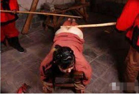 來人杖刑伺候,揭秘我國古代杖刑的執行方式(現場圖片)