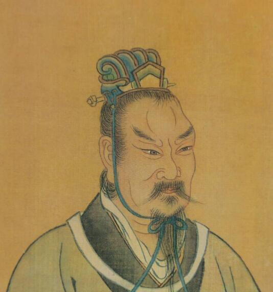 上古天帝顓頊簡介,顓頊的後代都是哪些姓氏