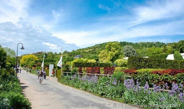 法國最漂亮的四個小鎮,科爾馬, 吉維尼,埃吉桑,伊瓦爾