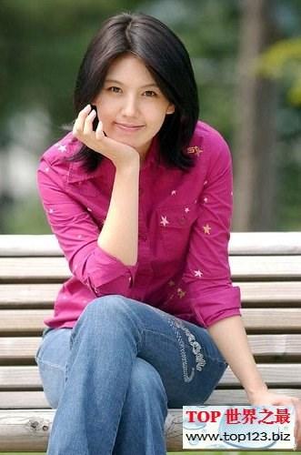 韓國著名影星李恩珠生前的輝煌(www.top123.biz)