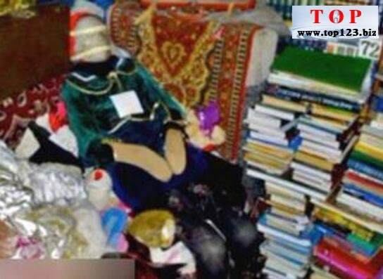 俄羅斯男子藏26具女屍當玩偶,翻遍750座墳墓(www.top123.biz)